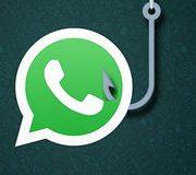 Arnaque sur Whatsapp Tentatives de phishing