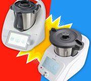 Robots cuiseurs Le match Thermomix TM6 et Monsieur Cuisine Connect (Lidl)