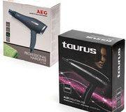 Sèche-cheveux Deux modèles AEG et Taurus déclarés dangereux
