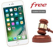 Location de smartphone Free mobile condamné pour des frais injustifiés