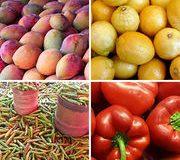 Fruits de l'Île de la Réunion Mangues, combavas et piments interdits d'exportation