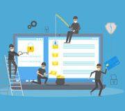 Arnaque en ligne Tentatives de phishing en série à l'approche de Noël