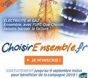 Bilan Energie moins chère ensemble 18,5 millions d'euros d'économies !